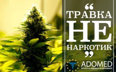 Травка – не наркотик