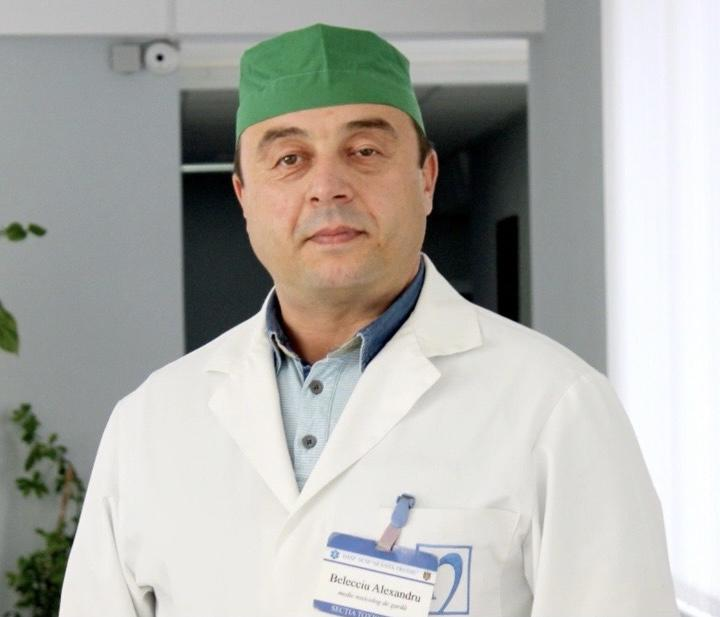 Белекчиу Александр Николаевич